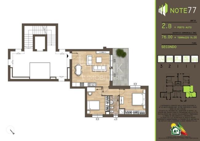 appartamento 2B