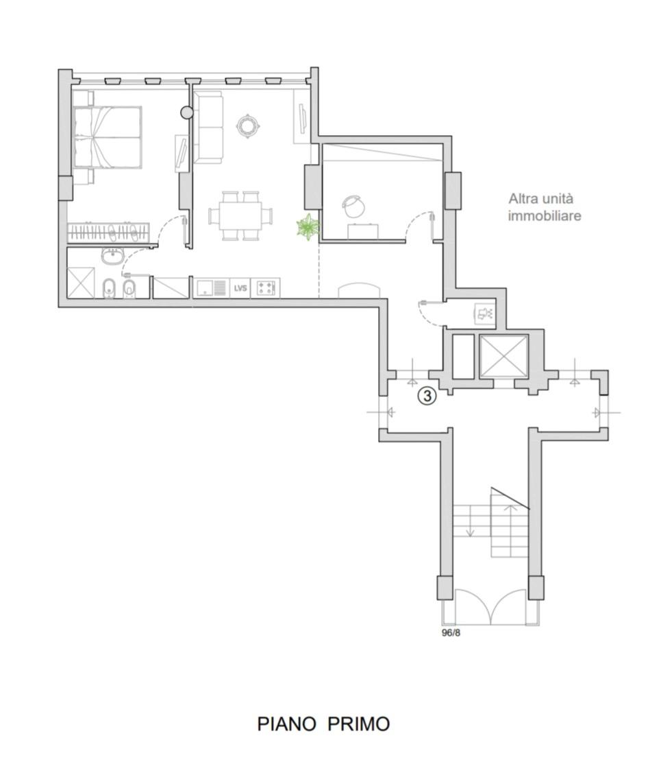 Casa ristrutturata Rifredi